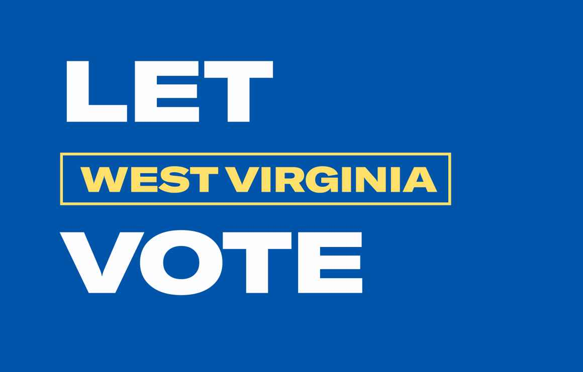 Let West Virginia Vote