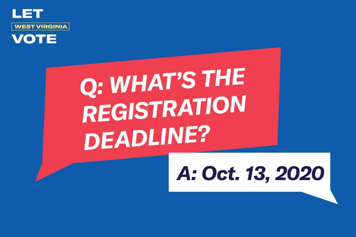What is the registration deadline?
