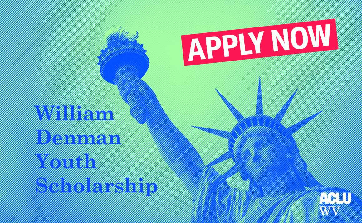 William Denman Youth Scholarship Apply Now