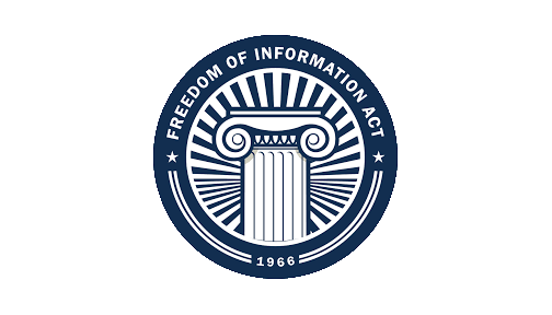 Freedom of Information Act Seal