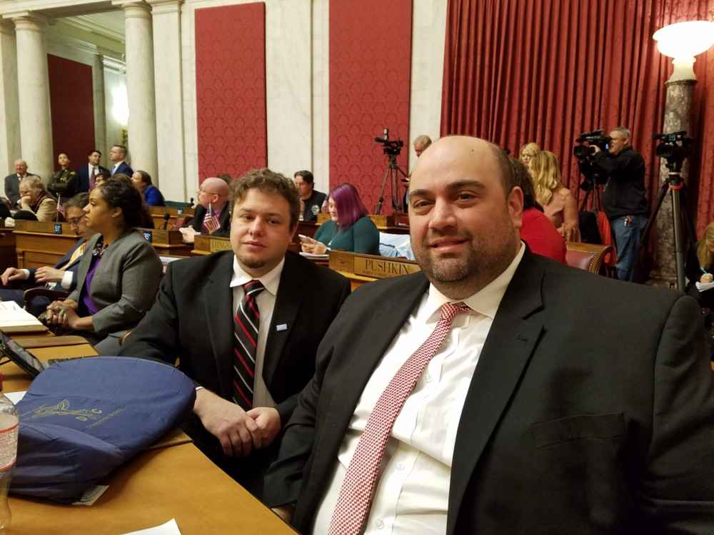 Omnibus Education Bill Hearing