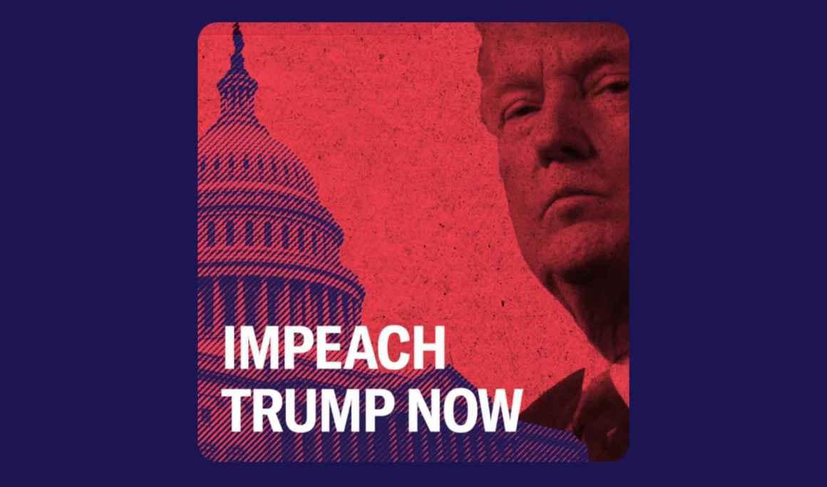 Impeach Trump Now