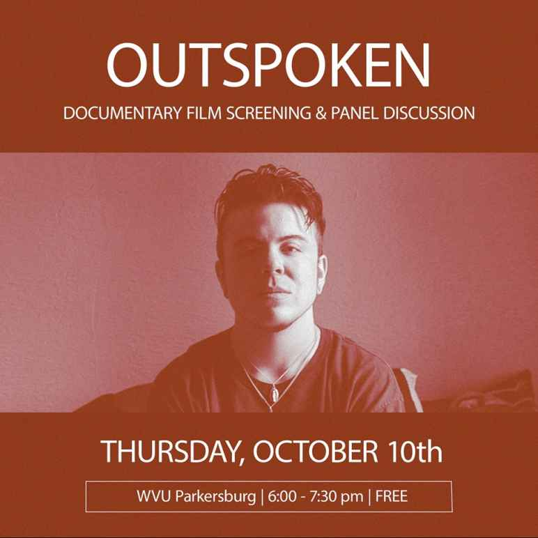 Promotional photo for the Outspoken Documentary film screening and discussion