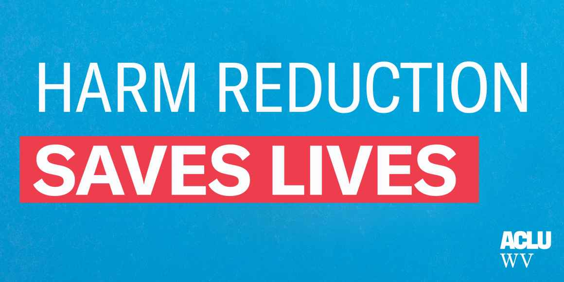Harm reduction saves lives