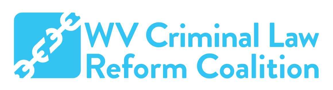 WV Criminal Law Reform Coalition logo