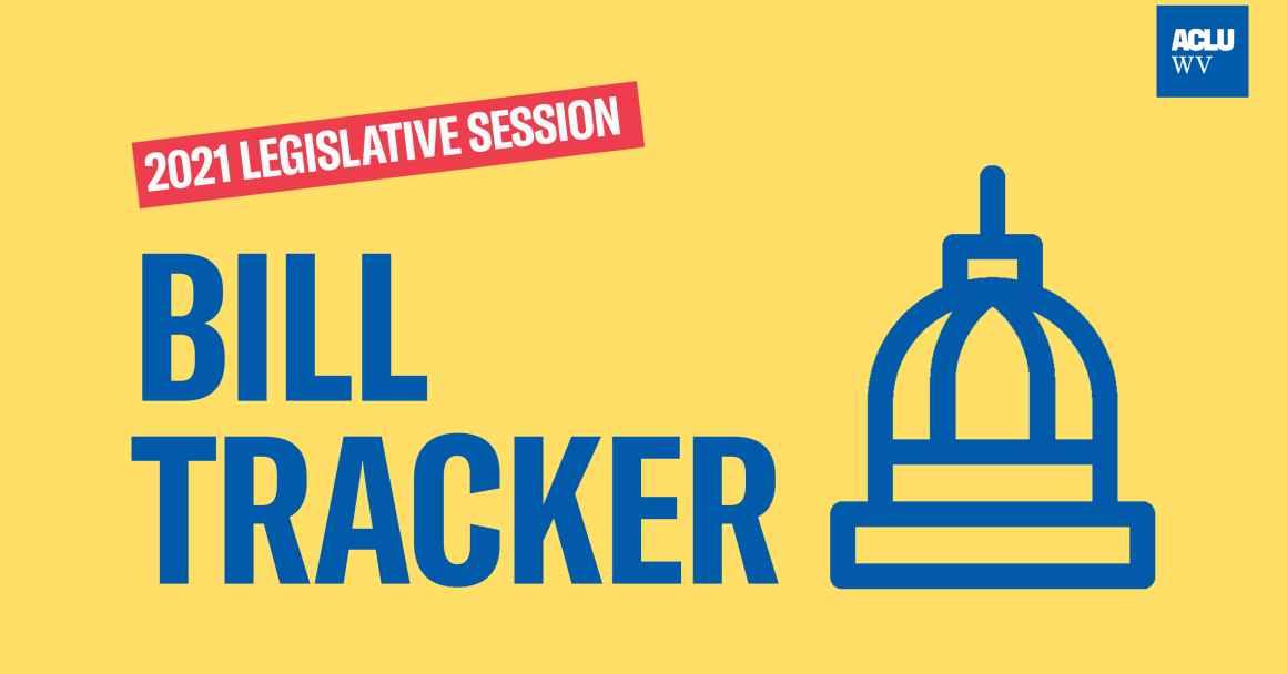 2021 Legislative Session Bill Tracker